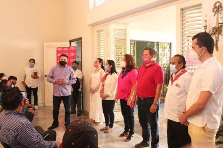 Fuerza por México espera tener candidatos en 106 municipios de Yucatán