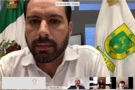 Vacunas contra Covid-19 llegan a Yucatán el 12 de enero: Mauricio Vila