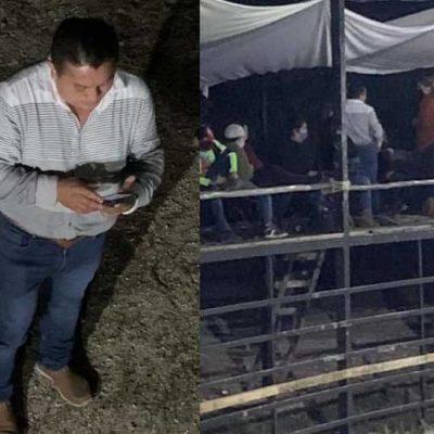 Con repunte de casos de Covid-19, alcalde de Ucú autoriza corrida de toros