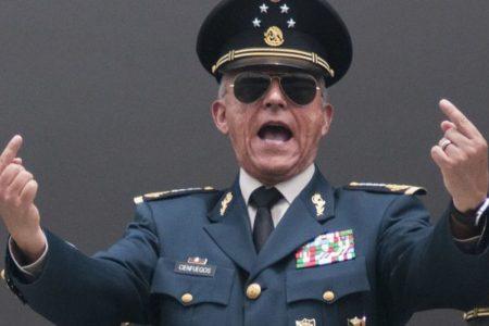 La FGR determina no ejercer acción penal contra el general Salvador Cienfuegos