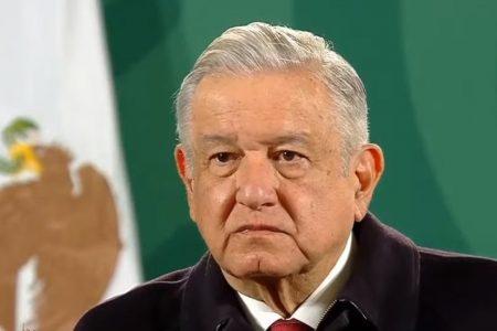 México no se pronunciará sobre la toma de Capitolio; son asuntos internos: AMLO