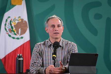 Estados no podrán comprar vacunas, reitera López Gatell