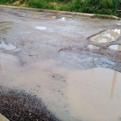 Ciudadanos denuncian grave desatención en obras y servicios en Tizimín