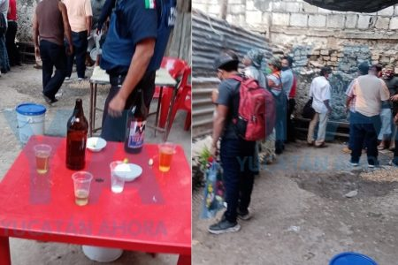Clausuran clandestino bar en el centro de Mérida