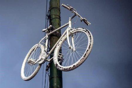 Colocarán bicicleta blanca en memoria de ciclista atropellado en Ciudad Caucel