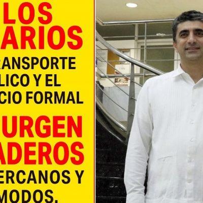 Al estilo Salinas Pliego, el presidente de la Canacome quiere abrir la economía de 'porrazo'