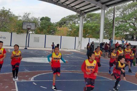 Semana de impulso al baloncesto en Mérida con clínicas virtuales y torneo presencial