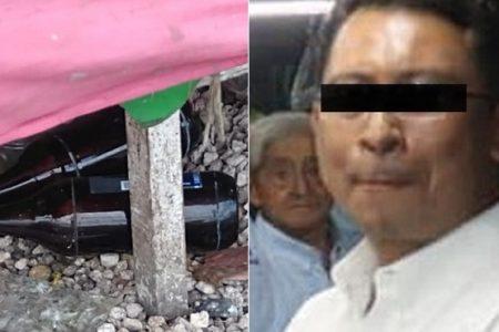 Destituyen a dirigente panista acusado de violación en Kanasín