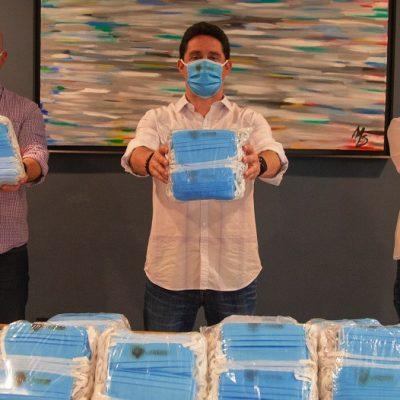 Los Venados continúan con su apoyo a la campaña Yucatán Solidario