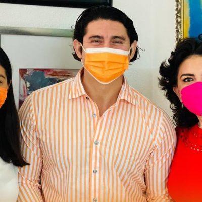 Renuncia dirigente del PRD en Mérida y se une a Movimiento Ciudadano