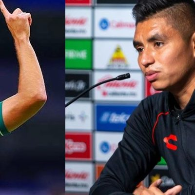 Miguel Sansores y Henry Martín, con ansias de su primer gol en el Guardianes 2021