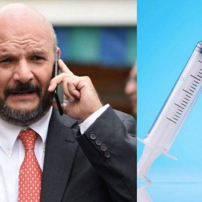 Empresario adquiere dos millones de vacunas rusas Sputnik V y planea venderlas a gobiernos estatales