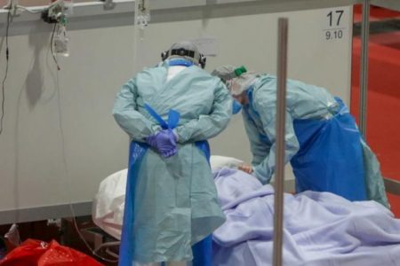 El 80 % de los fallecidos por Covid-19 tiene hipertensión, diabetes y obesidad