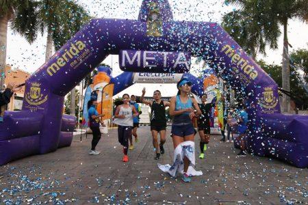 Realizan con éxito el Festival Atlético de Mérida, con participación virtual y presencial