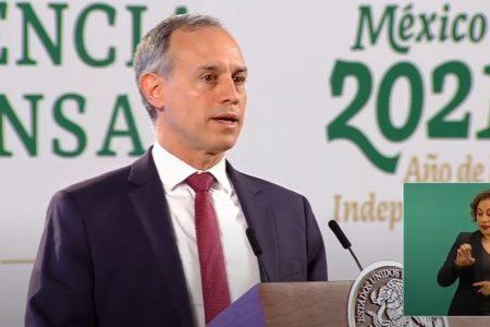 Destinarán 20 mil vacunas contra Covid-19 para maestros de Campeche