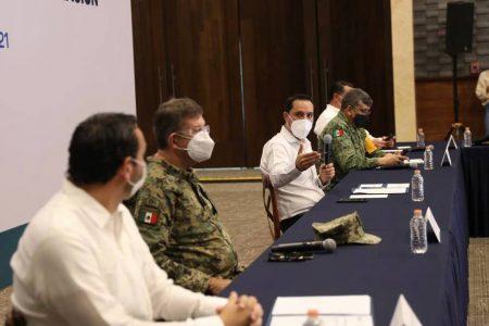 Yucatán se prepara para la primera etapa de la vacunación por COVID-19