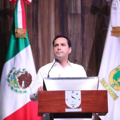 II informe de Mauricio Vila, con austeridad y cuidando la salud