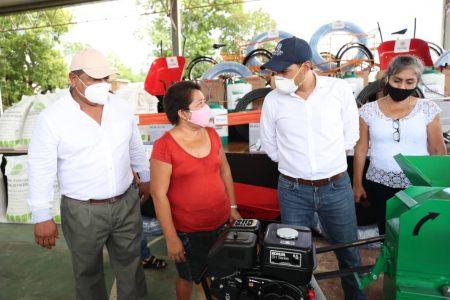 Juntos hemos protegido los empleos y el ingreso familiar: Mauricio Vila