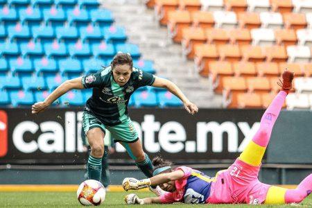 Doble titularidad yucateca en el debut del Puebla en la Liga MX femenil