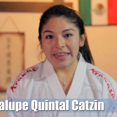 Nuevo año, mismo objetivo para Lupita Quintal: los Juegos de Tokio
