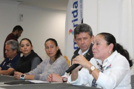 Miriam Canul continuará al frente de la Asociación de Atletismo de Yucatán