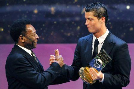 Cristiano Ronaldo anota un doblete y supera marca del 'Rey' Pelé