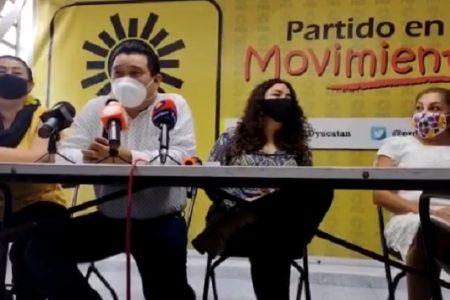 PRD irá en alianza con PAN y PRI en varios municipios de Yucatán