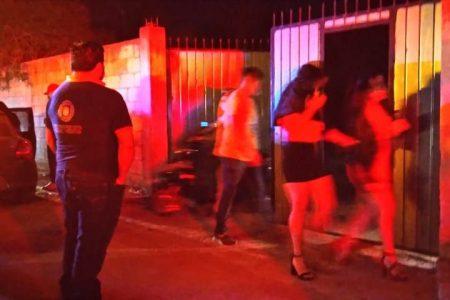 Suspenden fiesta de cumpleaños con más de 40 participantes