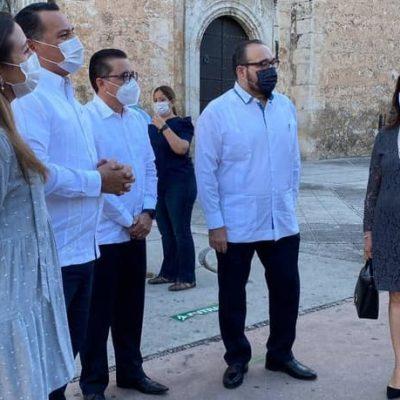 El PRI 'amarra' candidatura de Ramírez Marín a la alcaldía de Mérida