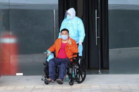 Recuperados de Covid-19 rompe la barrera de 25 mil pacientes en Yucatán