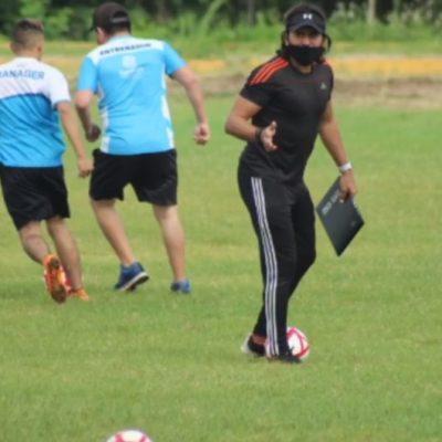 """El """"Tato"""" Torres, encantado de compartir su experiencia y conocimiento deportivo"""