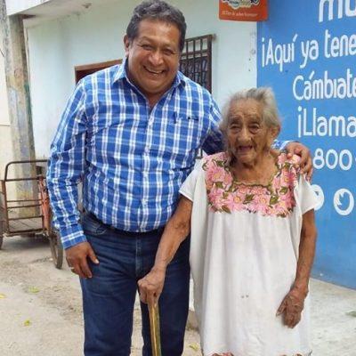 Le sale 'gallo' interno a Liborio Vidal en el I distrito; no dejarán que vaya por la libre