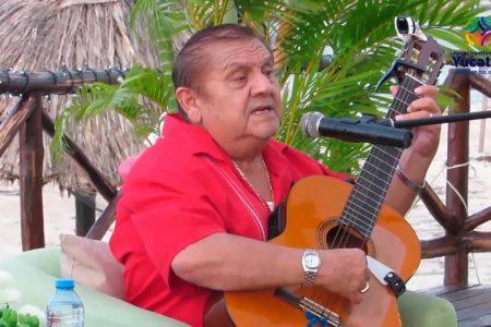 Piden por la salud del trovador Tony Espinosa