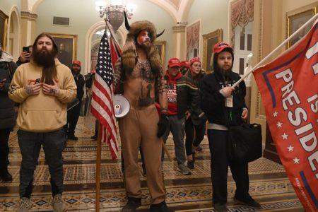 Tensión en Washington: seguidores de Trump toman el capitolio