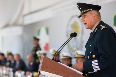 FGR difunde versión pública del caso Salvador Cienfuegos