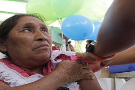 Vacuna contra Covid-19 llegarán a comunidades rurales en febrero próximo