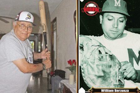 Luto en el béisbol yucateco: fallece William Berzunza León