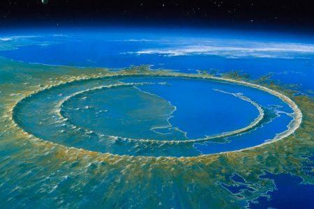 Hallan polvo de asteroide en el Cráter de Chicxulub, prueba del fin de los dinosaurios