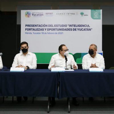 Yucatán proyecta certidumbre para la inversión a nivel global