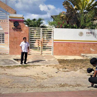 El periodista Bernardo Caamal Itzá, modelo de agrónomo para Chapingo