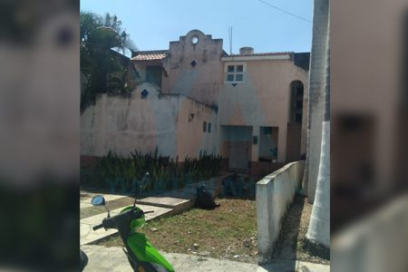Reportan supuesta guardería clandestina en Palma Real