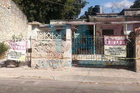 Lo encuentran colgado y con el rostro tapado en el centro de Mérida