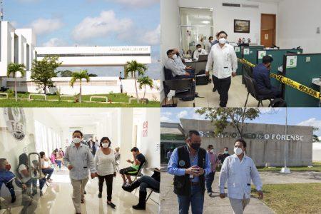 Atención de calidad a los ciudadanos, prioridad de la Fiscalía General de Yucatán