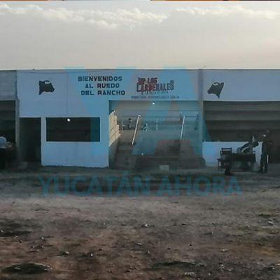 Suspenden corrida clandestina con más de 100 personas en Baca