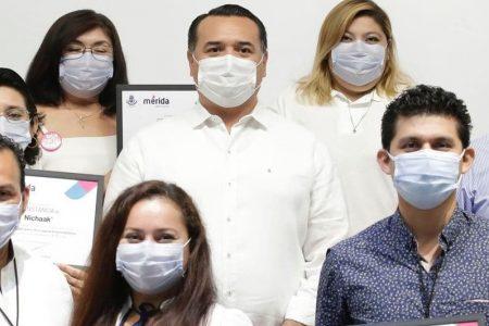 La pandemia de Covid-19 ha hecho más creativos a los emprendedores meridanos