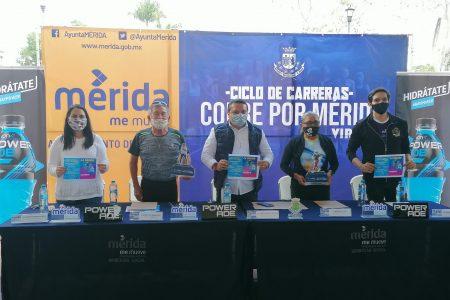 El ciclo de carreras 'Corre por Mérida' continúa con su primera fecha en 2021