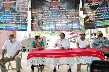 Foro Maya avanza en su lucha por hacer valer la cuota indígena en las próximas elecciones
