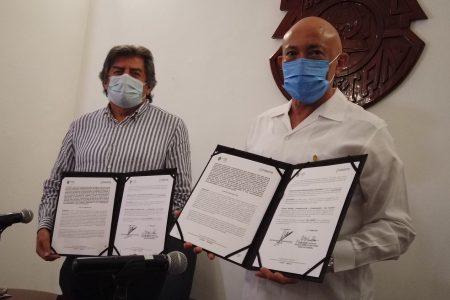 Fonatur y Uady firman convenio para reforzar el desarrollo del Tren Maya
