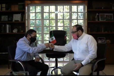Ex dirigentes y militantes priistas responden al llamado de Ramírez Marín