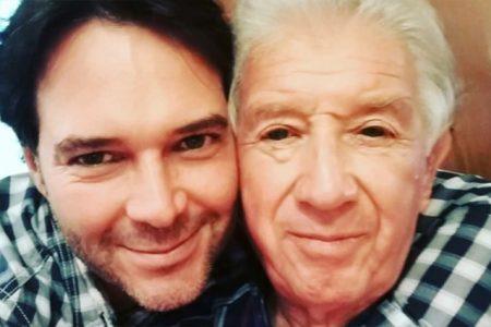 Fallecen en Mérida el actor Rodrigo Mejía y su padre Salvador Mejía